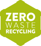 Zero Waste Recycling Small Logo